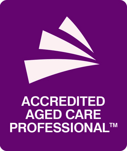 Aged care professional